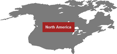 North America Map Image